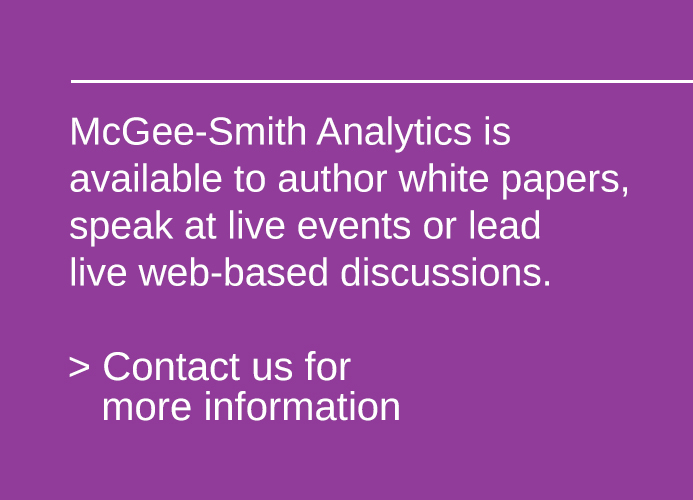 McGee-Smith White Papers